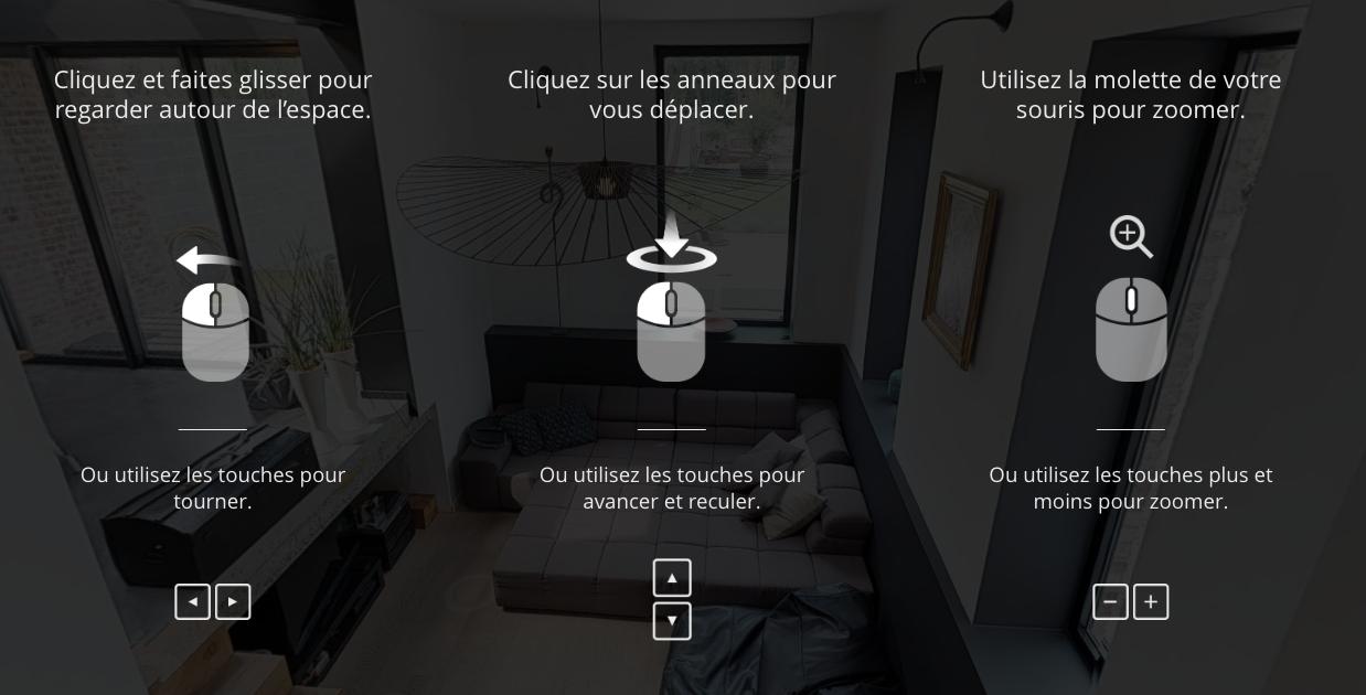 Visites Virtuelles immersive